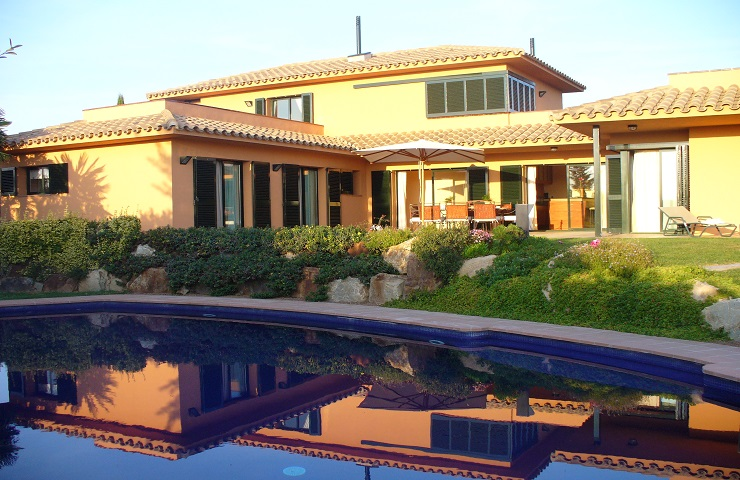 TORREMIRONA GOLF & SPA RESORT VILLA E3-1 ****